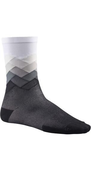 Mavic Cosmic Graphic Socks White